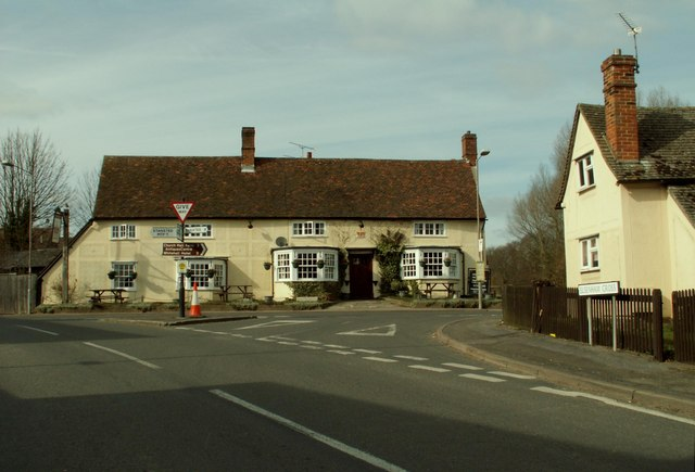 'The Crown', Elsenham, Essex