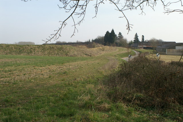 Land north of Hunts Farm