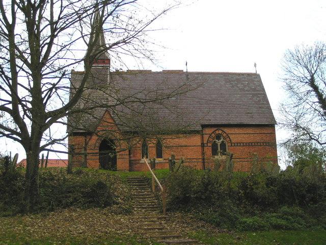 St. Helen's Parish Church, Little Cawthorpe