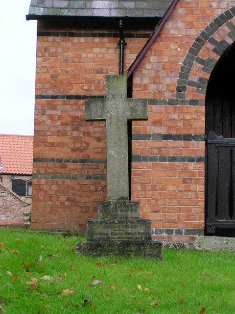 War Memorial at Little Cawthorpe