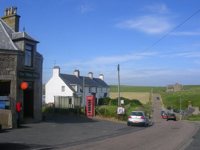 Collieston Village Shop