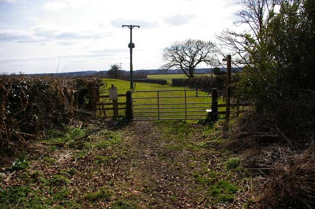 The Footpath to Usselby