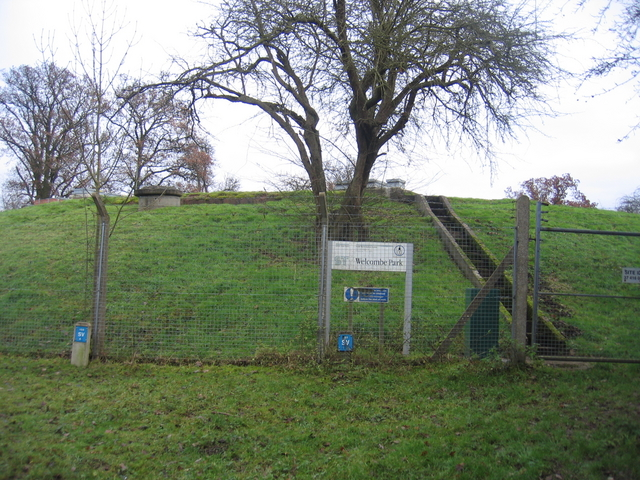 Welcombe Park service reservoir