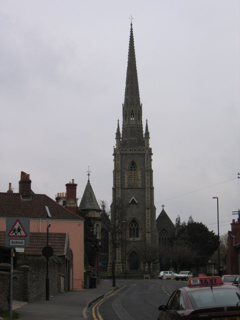 Stapleton Parish Church Bristol
