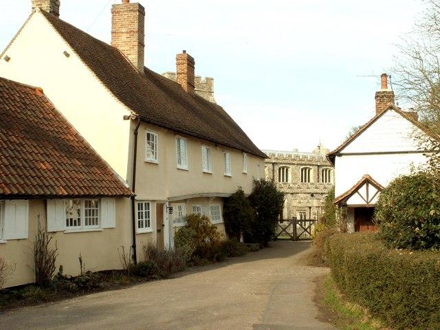 Clavering, Essex