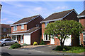 SK3134 : Houses Marshaw Close, Mickleover, Derby by mike smith