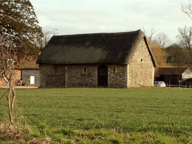 Chapel of St. Helen, Bonhunt Farm, Essex