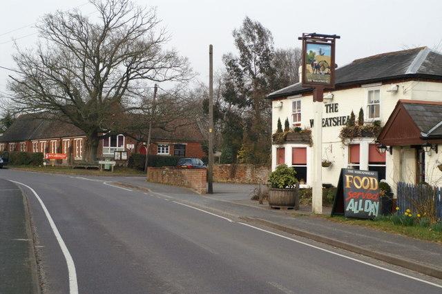 The Wheatsheaf, Braishfield