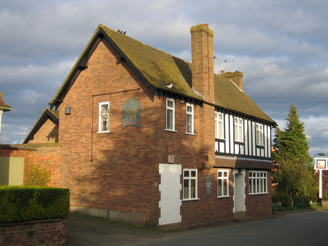 The New Inn - Norton Lindsey