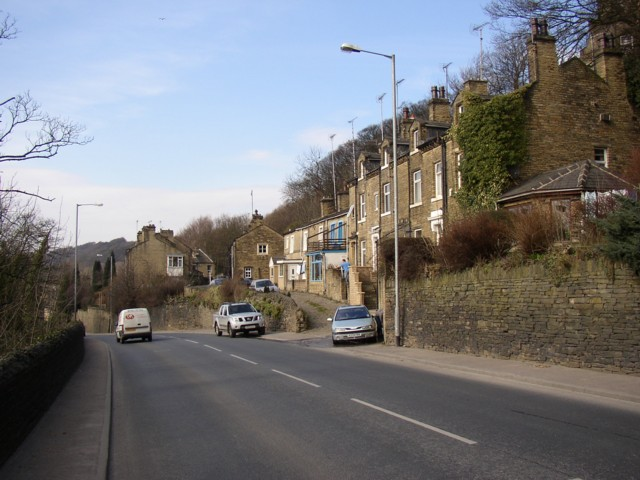Brighouse Wood Row, Brighouse