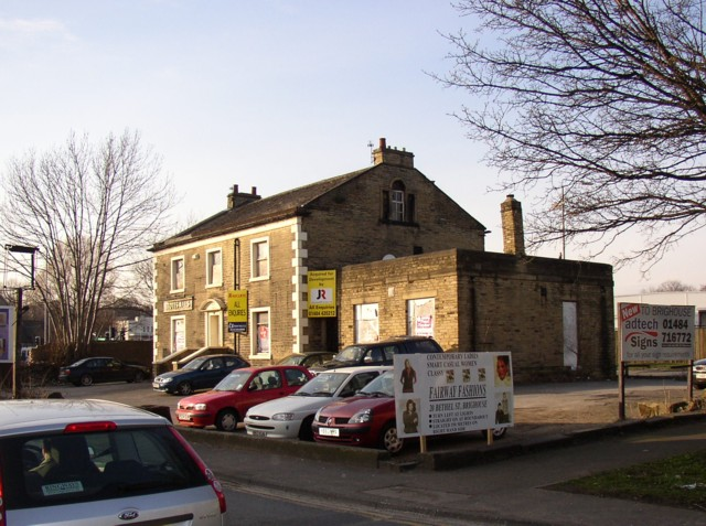 Former Stotts Arms Public House, Brighouse