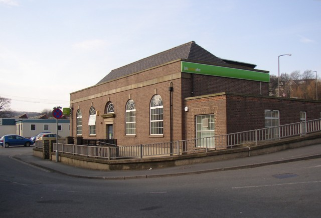 Job Centre Plus, Owler Ings Road, Brighouse