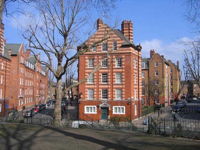 Hurley House, Bethnal Green, E2