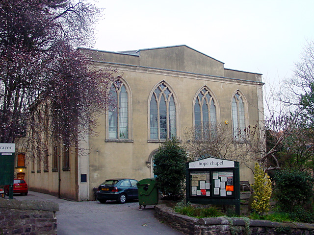 Hope Chapel, Clifton
