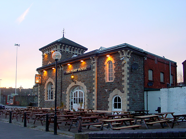 Pump House, Hotwells