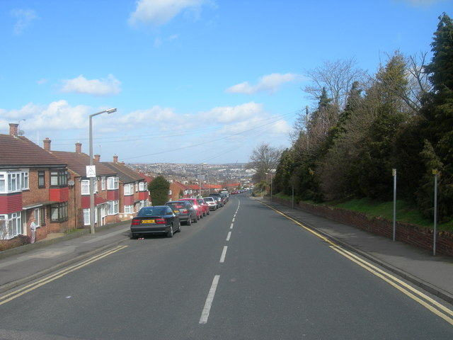 St Williams Way, Rochester