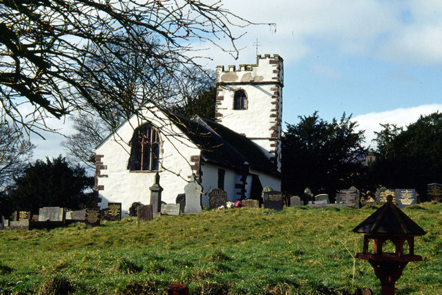 Llangattock Lingoed Church
