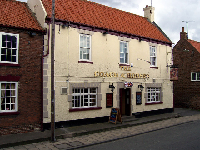 The Coach & Horses, Barton-Upon-Humber