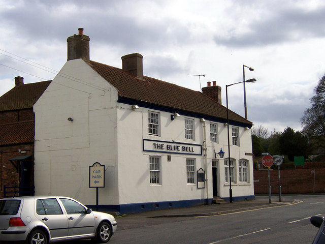 The Blue Bell, Barton-Upon-Humber
