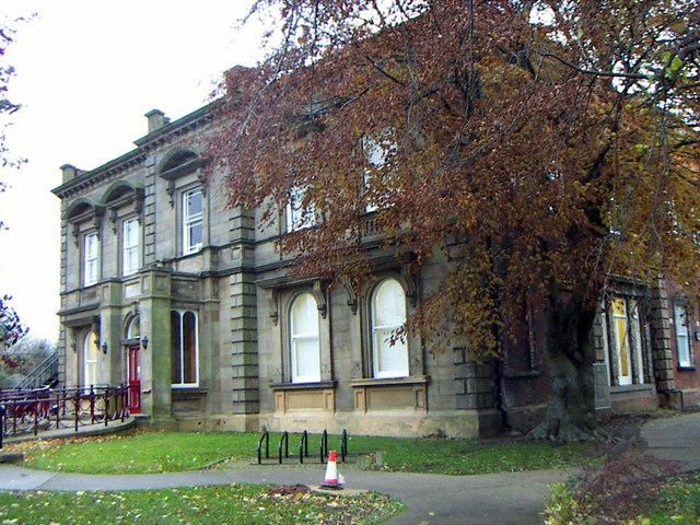 Providence House, Barton-Upon-Humber