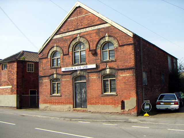 The Old Anchor Brewery