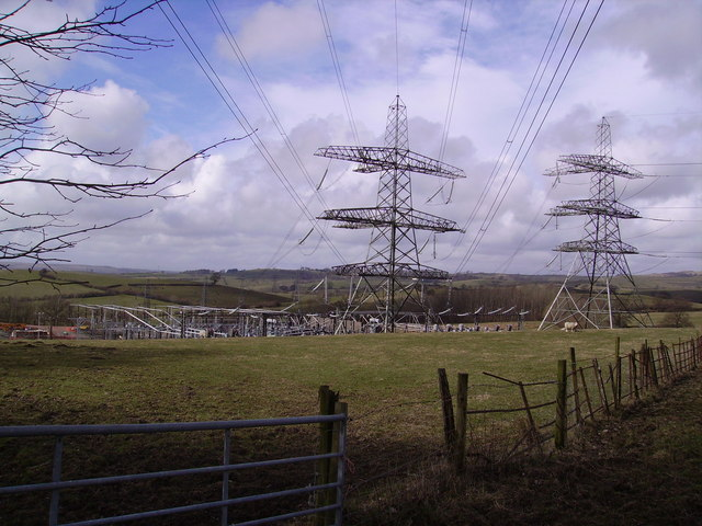 Electricity Sub Station