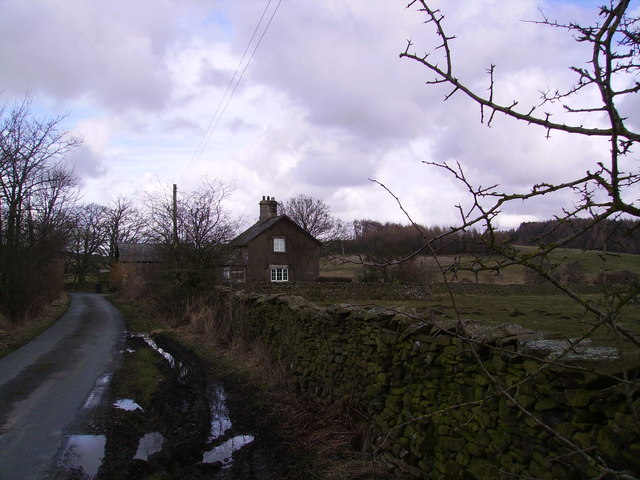 Cottage Near Aikrigg Green