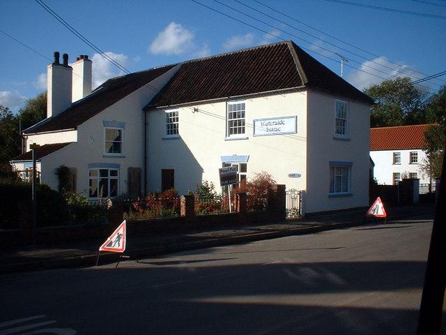 Waterside House, Barton Waterside