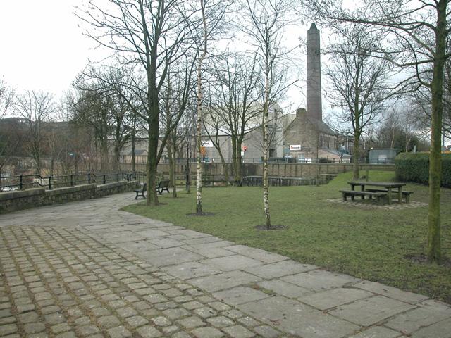 Urban Picnic Area