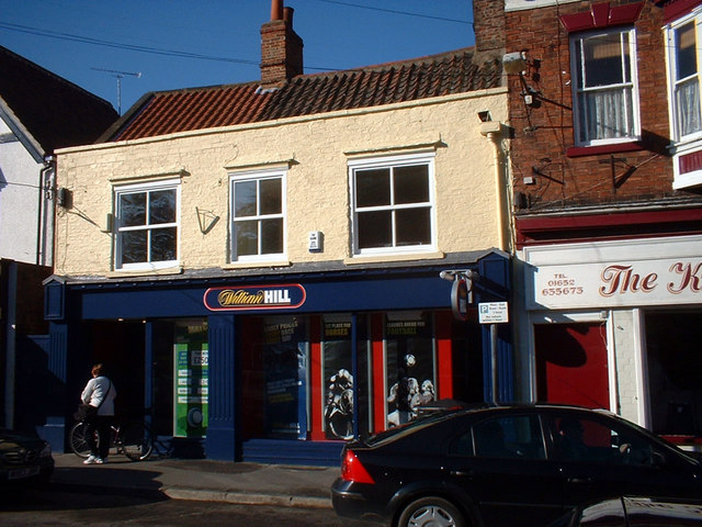 William Hill's Betting Shop