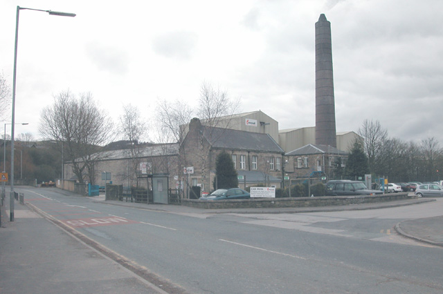 Ramsbottom Paper Mill