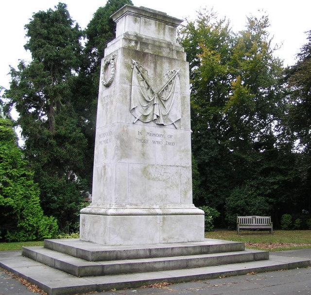 Grimsby Cenotaph