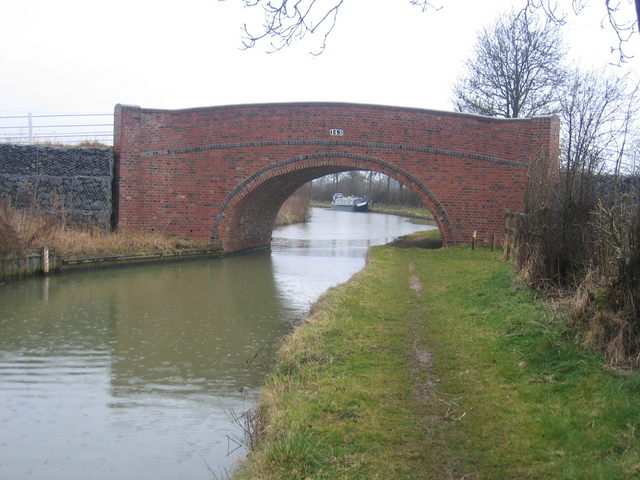Bridge 143 on the Oxford Canal