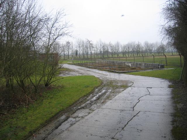 Boddington Sewage Treatment Works