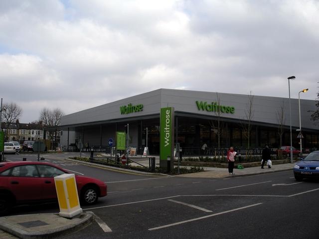 New Waitrose store, West Ealing, London W13