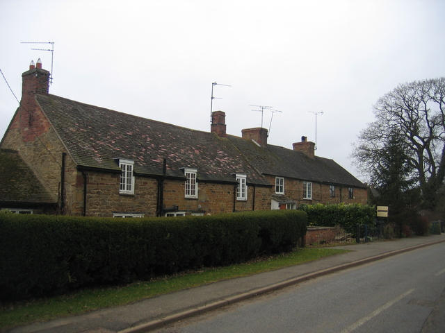 Cottages, Lower Boddington