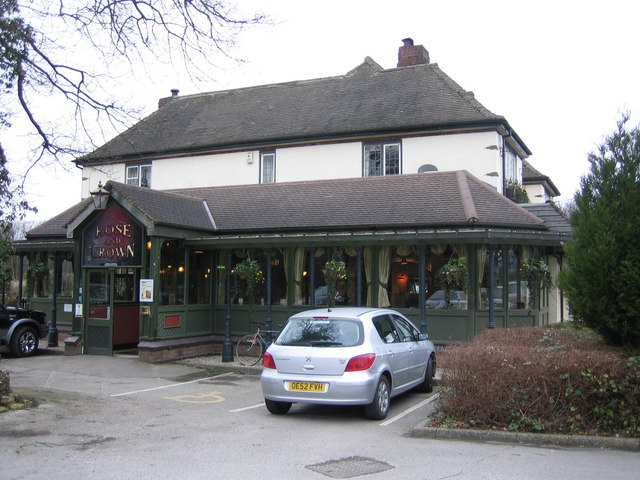 Rose and Crown, Portway