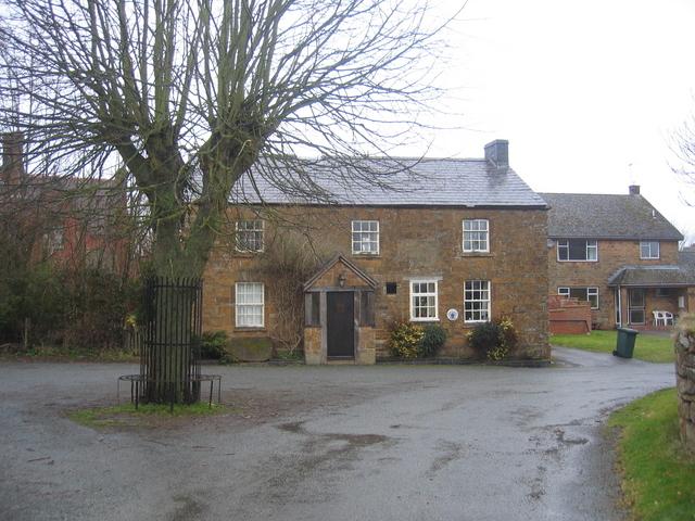 Former pub, Claydon