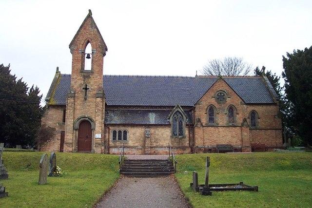 Christ Church, Knightley