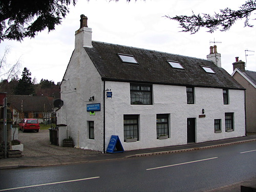 Craigellachie House