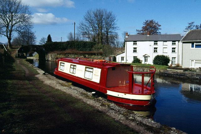 Monmouthshire & Brecon Canal, Govilon