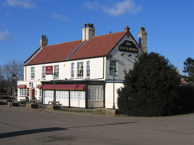 The Barge Hotel, Swineshead Bridge, Lincs
