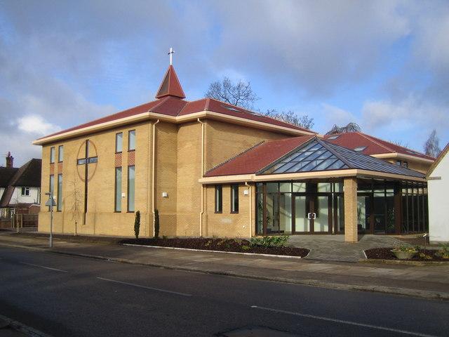 Watford: St Luke's Church