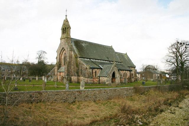 Gt Asby Church