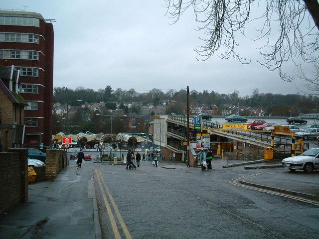 Hillfield Road