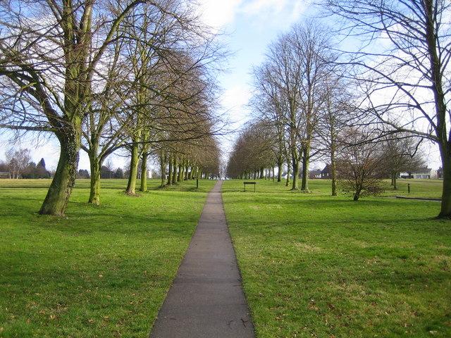 Redbourn: West Common