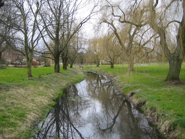 Redbourn: The River Red