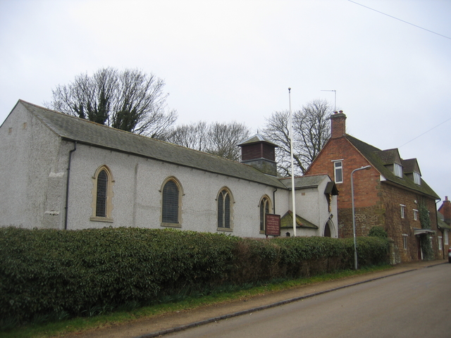 Catholic Church of The Sacred Heart and Our Lady, Aston le Walls