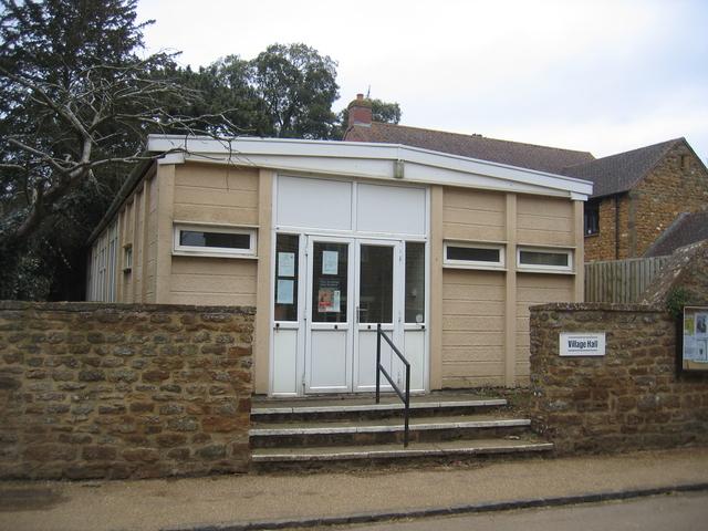 Village Hall, Aston le Walls