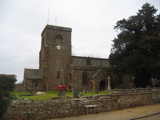 Church of St Leonard, Aston le Walls